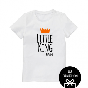 koningsdag little king wit